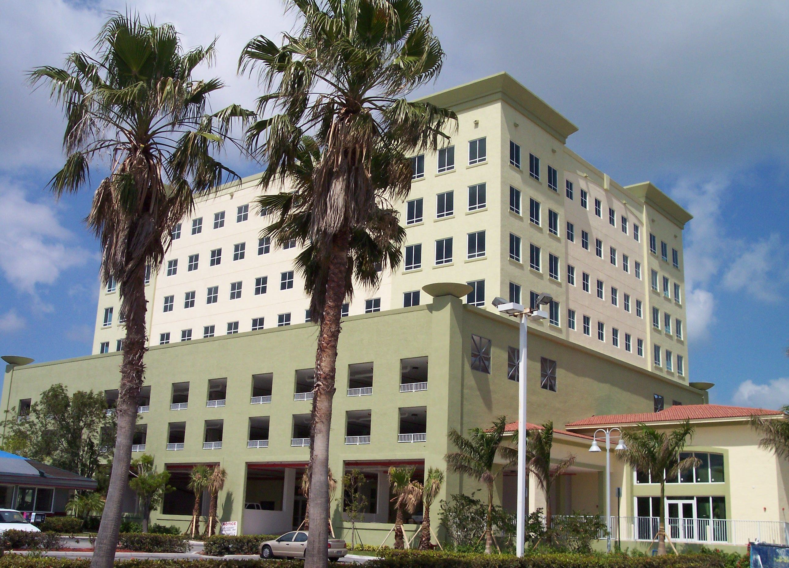 Office 163, North Miami Beach's Newest Office Building
