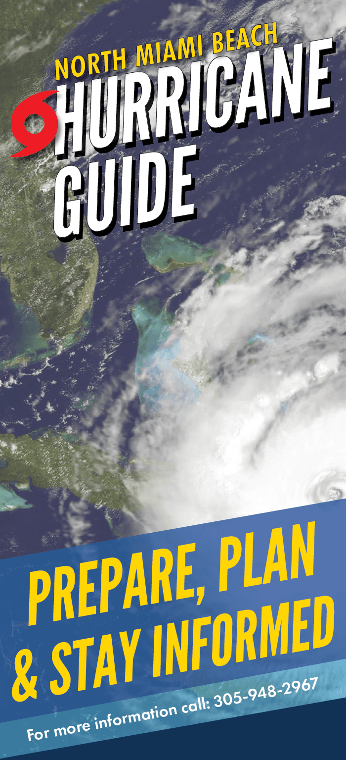 North Miami Beach Hurricane Guide. Prepare, Slam and Stay Informed.