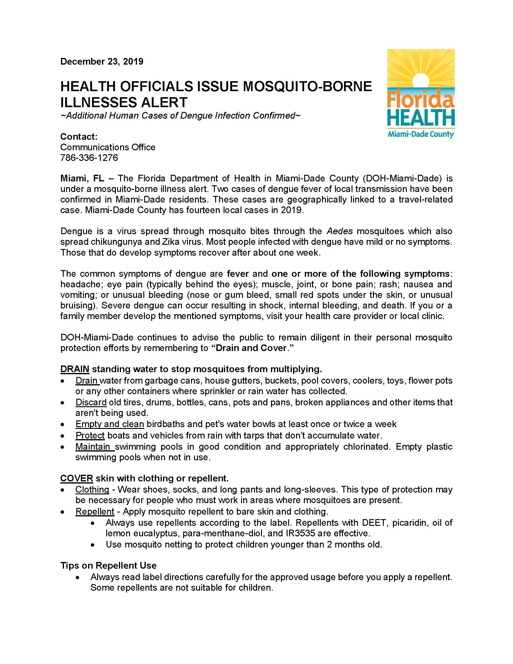 Health Officials Issue Mosquito-Borne Illnesses Alert 12-23-2019_Page_1